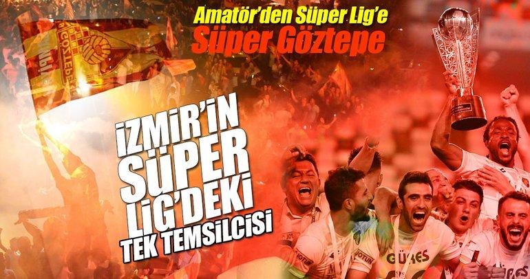 Amatörden Süper Lig'e