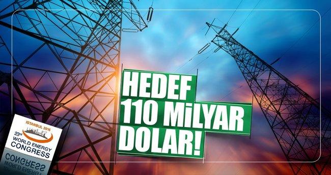 Enerjinin rotası İstanbul'da çiziliyor