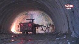 YeniZiganaTüneli'nde ışığa 11 kilometre kaldı