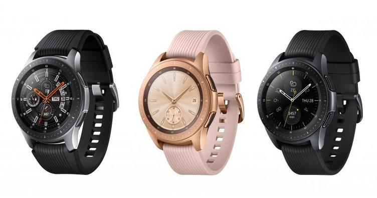 Yeni Samsung Galaxy Watch Türkiye'de! Galaxy Watch'un fiyatı nedir?