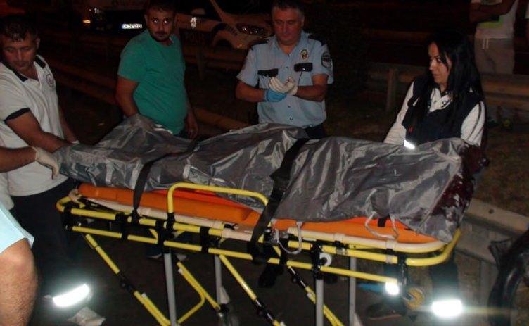 Maltepe'de trafik kazası: 1 ölü, 5 yaralı