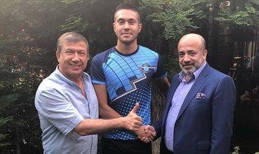 Adana Demirspor'a 17'lik golcü