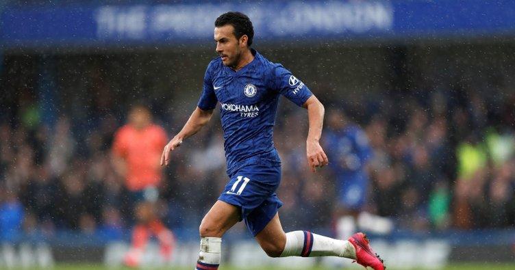 Pedro'nun Chelsea'deki geleceği belirsiz