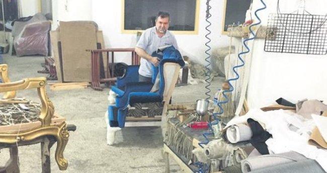 Siteler'deki koltuk imalatçıları zor durumda