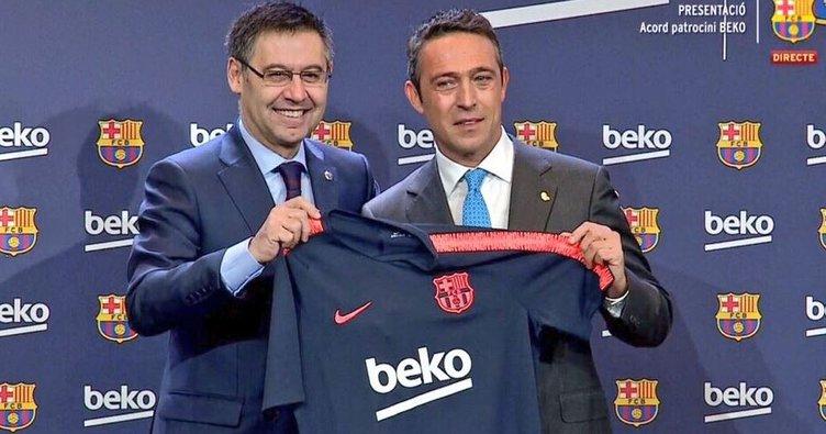 Beko, Barcelona ile sponsorluğunu büyüttü! İmzalar atıldı...