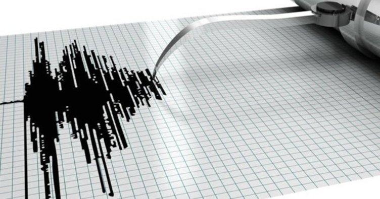 Çanakkale'de deprem oldu! Çanakkale'de korkutan deprem!