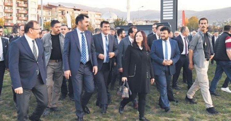 Türkiye'nin en özgün Millet Bahçesi olacak