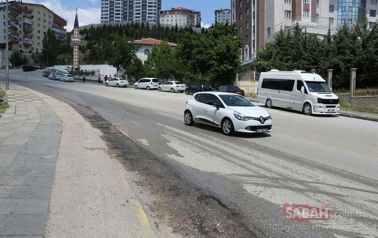 Ankara'da sele kapılan kişiyi, mahalle bakkalı kurtarmış