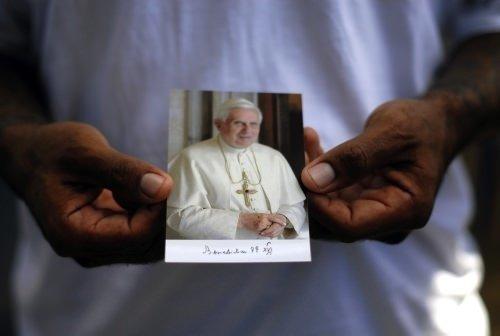 Papa Küba'yı ziyaret etti