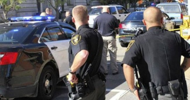 ABD'de polisin ateş ettiği kişi yaralandı