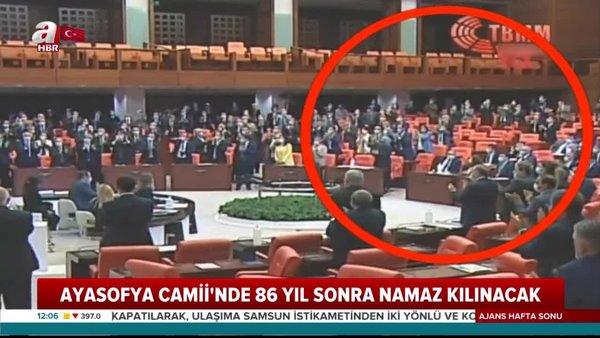 CHP ve HDP'nin Ayasofya Camii rahatsızlığı   Video