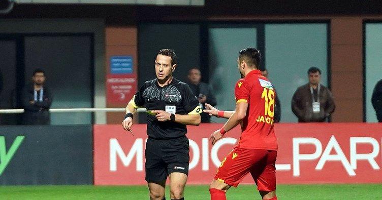 Halis Özkahya Vitoria-Arsenal maçına atandı
