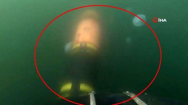 SON DAKİKA: Milli Savunma Bakanlığı'ndan flaş paylaşım! Marmara'da denizaltında AKYA torpido atışı kamerada... | Video