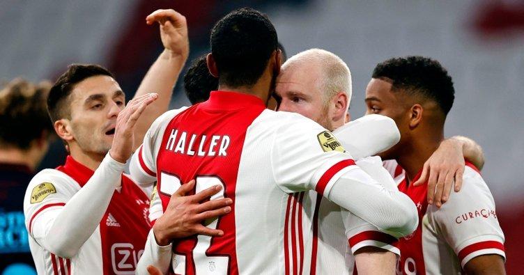 Ajax, tarihi transferi Sebastian Haller'i UEFA kadrosuna yazmayı unuttu