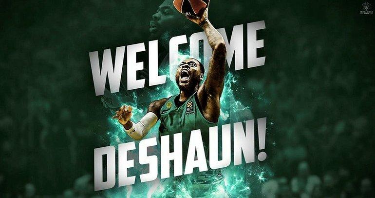 Panathinaikos, DeShaun Thomas'ı transfer etti