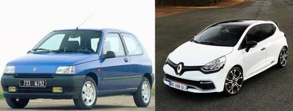 Efsane otomobiller işte böyle değişti