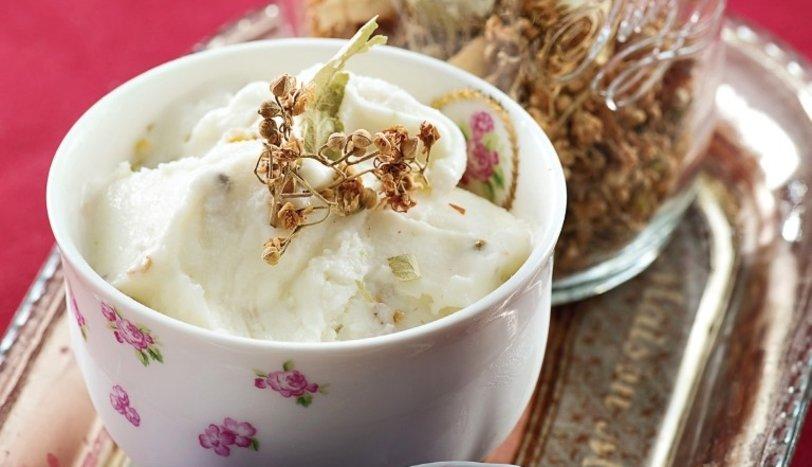 Ihlamurlu Dondurma Tarifi