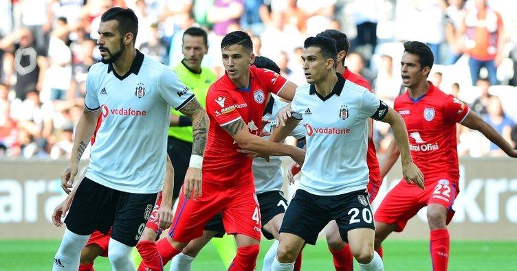 Beşiktaş, Altınordu'yu 2 golle geçti