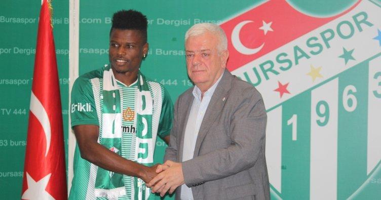 Bursaspor, Agu'yu kiraladı