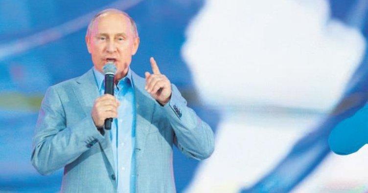 Putin: Genetik kodlama nükleer bombadan tehlikeli