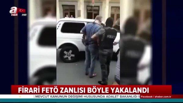 Kılıçdaroğlu'nu ağırlayanFETÖimamı yakalandı