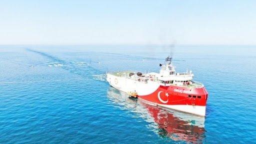 Son dakika haberi: Doğu Akdeniz'de Oruç Reis fırtınası! Yunanistan'ın paçaları tutuştu! AB ve NATO'ya koştular...