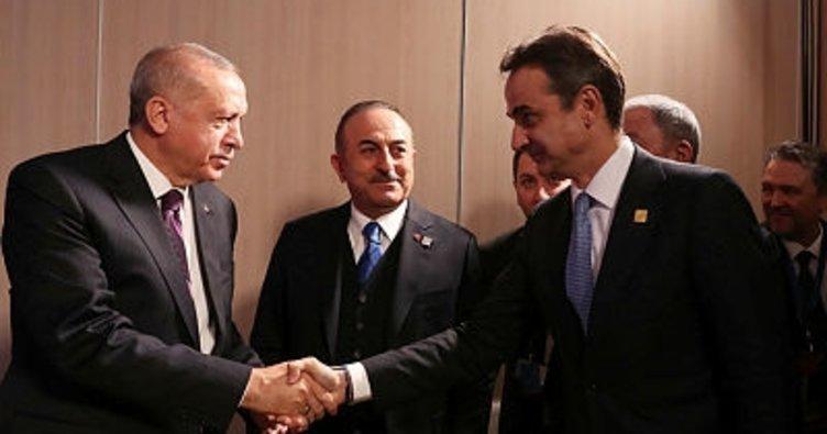 Son dakika: Yunanistan Başbakanı Miçotakis: Cumhurbaşkanı Erdoğan ile konuşmamız lazım...