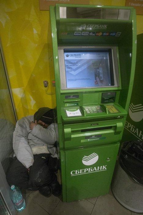 Rusya'da evsiz sayısı artıyor