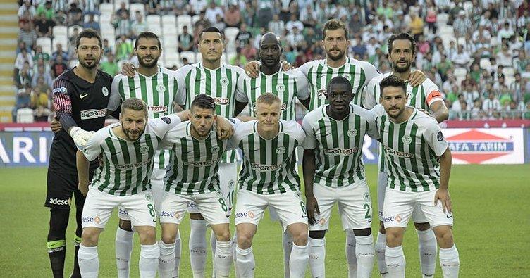 Atiker Konyaspor, son 6 sezonun en iyi lig başlangıcını yaptı