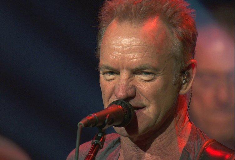Sting'den çocuklarına miras yok!