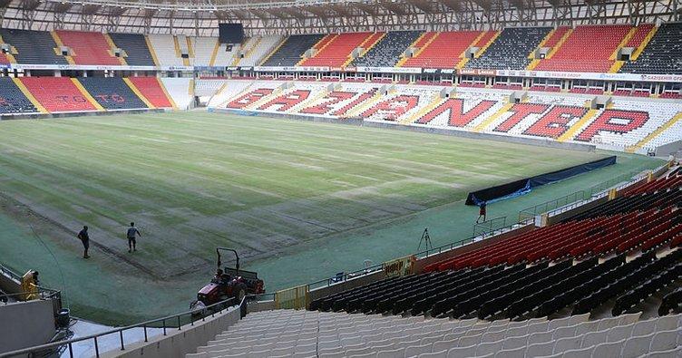 Gaziantep Kalyon Süper Lig'e hazırlanıyor
