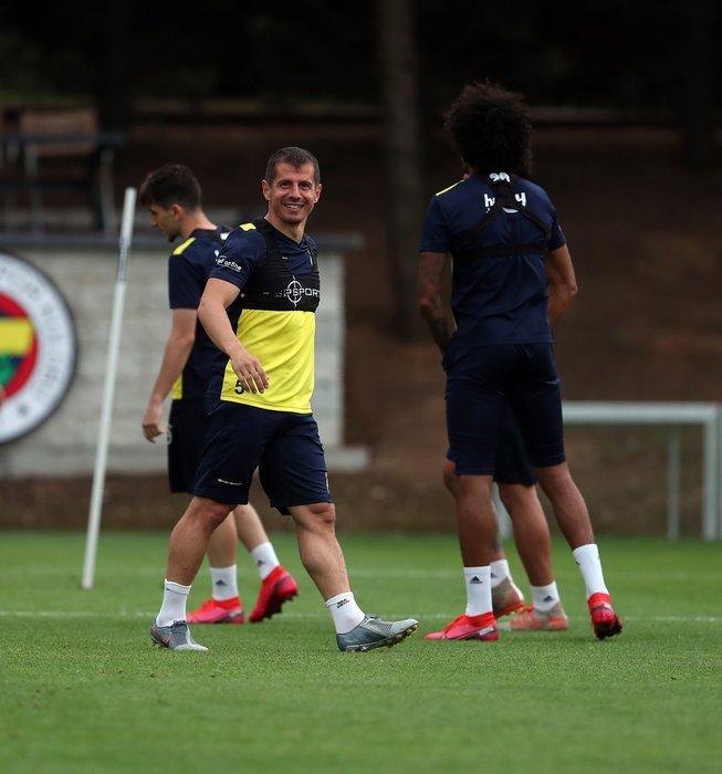 Görev dağılım yapıldı! İşte yeni Fenerbahçe