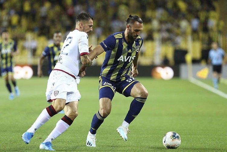 Transfer haberleri: Juventus, Vedat Muriç için Galatasaray derbisine gelecek!