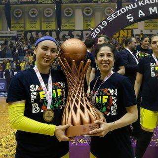 Valerie Garnier: Bu sezonun şampiyonuyuz, biz Fenerbahçe'yiz