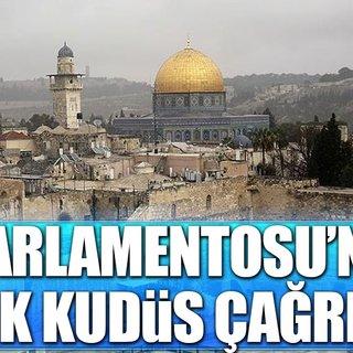 Arap Parlamentosu'ndan olağanüstü 'Kudüs' zirvesi çağrısı