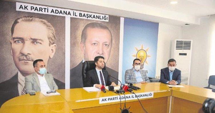 Ay: CHP yalanlarına yalan ekmeye devam ediyor