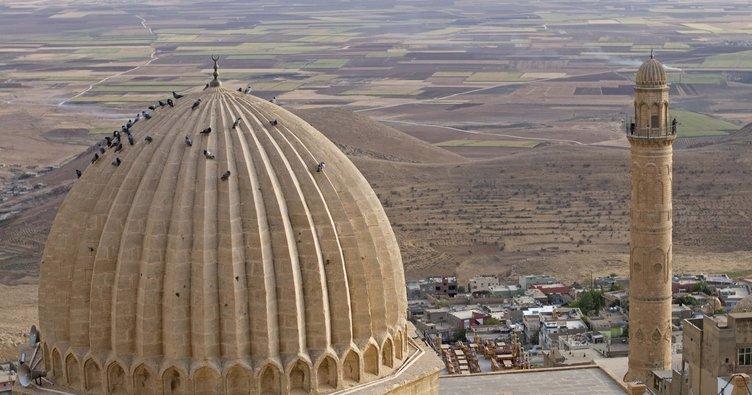 Tarihin mirasçısı Mardin