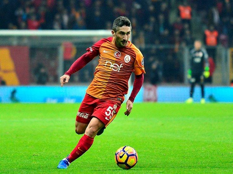 Sabri Sarıoğlu'nun yeni takımı...