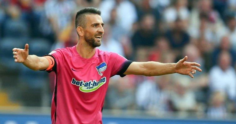 Trabzonspor'a hedef Vedad İbisevic yedeği Jonathas