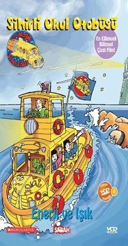 Sihirli Okul Otobüsü 10 VCD seti!!
