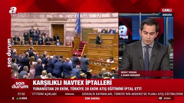 TürkiyeveYunanistan'dan son dakika Navtex kararı | Video