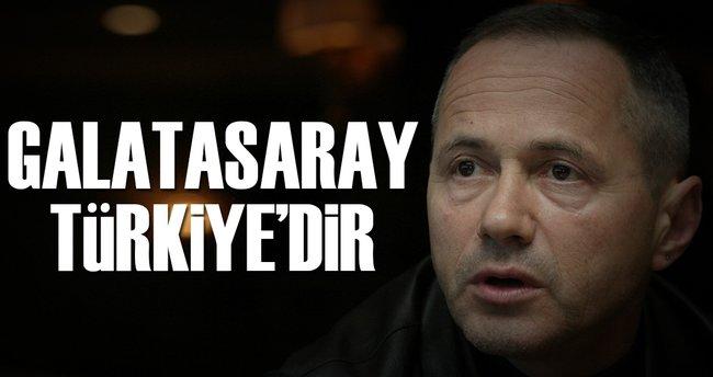 Galatasaray Türkiye'dir
