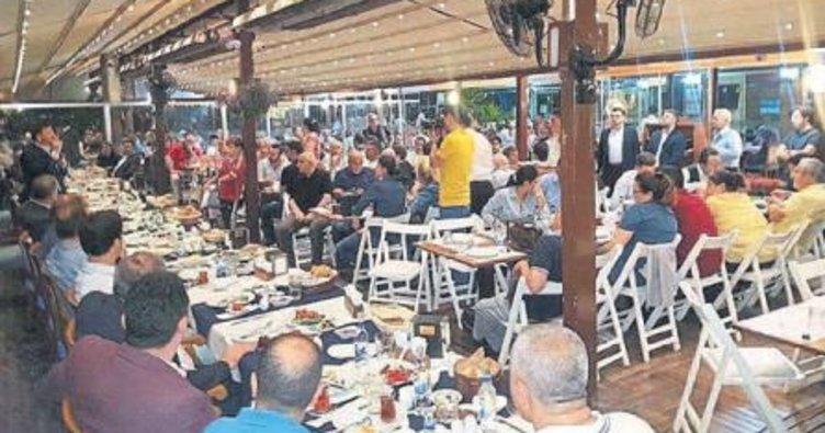 Karşıyaka'da birlik beraberlik gecesi