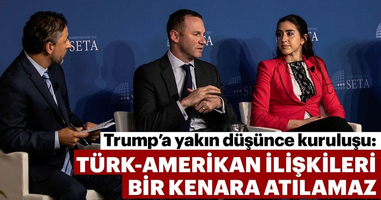 Türk-Amerikan ilişkileri bir kenara atılamaz