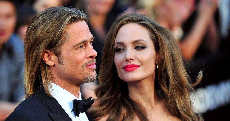 Brad Pitt gönlünü 43 yaşındaki oyuncuya kaptırdı!...