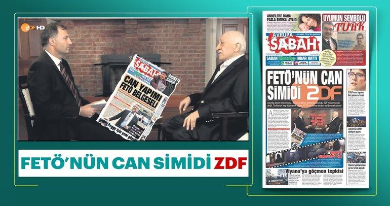 FETÖ'nün can simidi ZDF