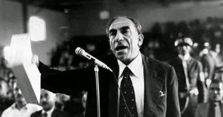 Milliyetçi Hareket Partisi kurucusu ve ilk genel başkanı Alparslan Türkeş kimdir? Türkeş nerede doğmuştur?
