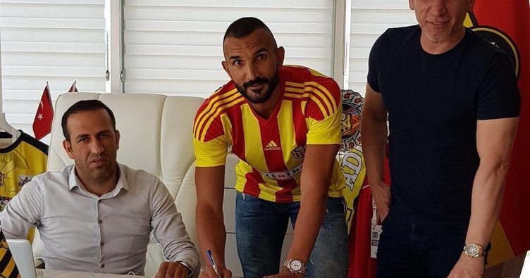 Yalçın Ayhan, Yeni Malatyaspor'a transfer oldu