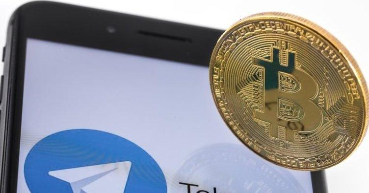 Telegram ile Bitcoin madenciliği!