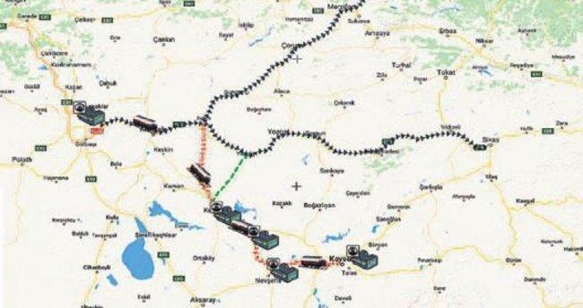 Kapadokya Treni için 'YİD' modeli önerisi